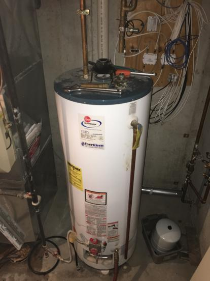 Average Lifespan For Rheem Water Heaters