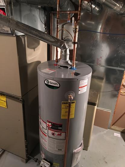 AO Smith water heater