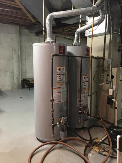 State Select Water Heater Checkins Water Heaters