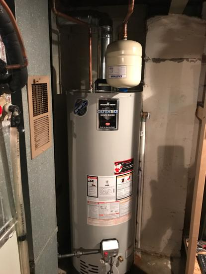 KC Water Heaters Prairie Village