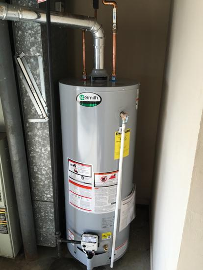 AO Smith GCR50 Water heater