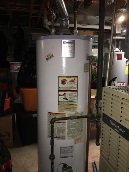 Leawood hot water heater