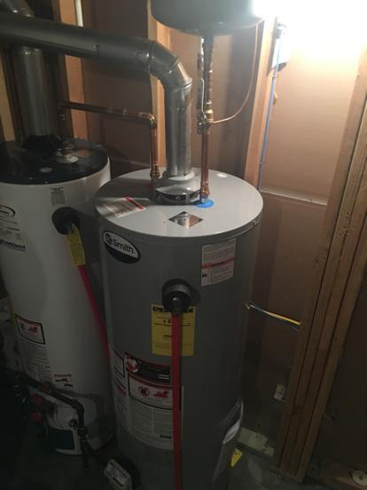 Water Heaters Installed In Kansas City Kansas