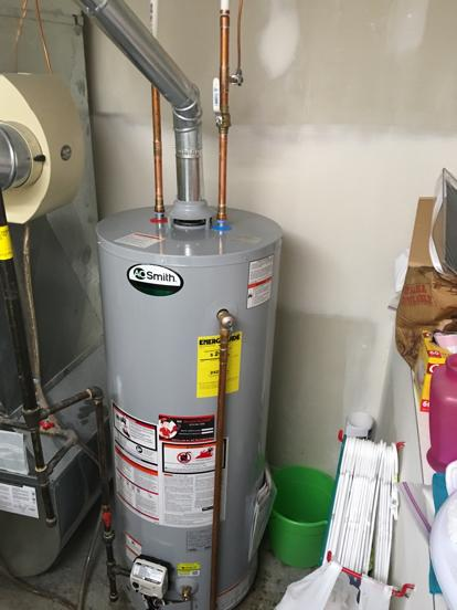 Water Heater Shawnee 66218