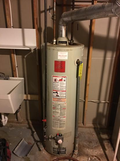 State Water Heater repair in Olathe Kansas