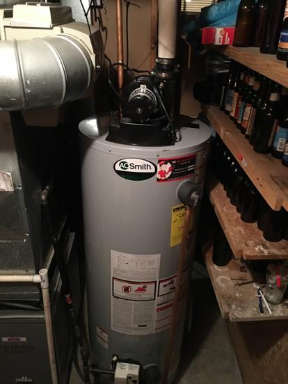 AO Smith energystar water heater