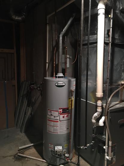 AO Smith and thermal expansion tank