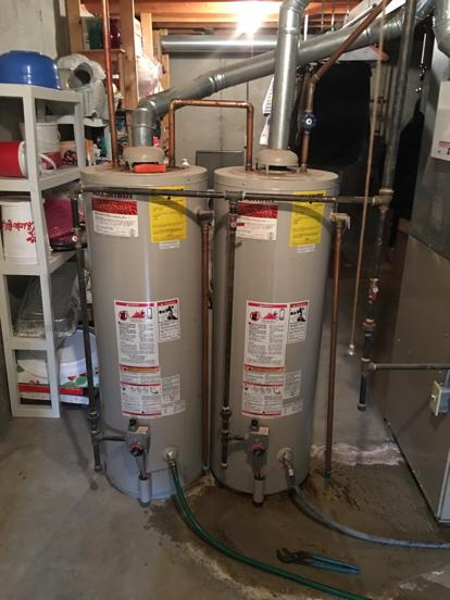 water heaters overland park