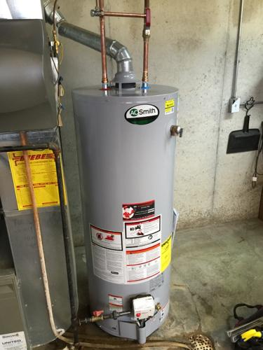 Rheem Water Heater Average Tank Life Of Replacement Tank
