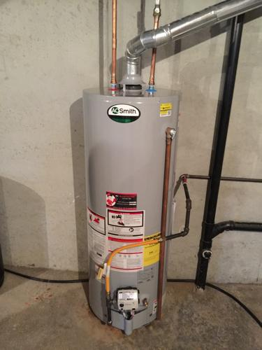 State censible water heater