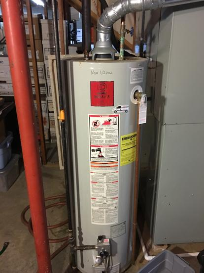State Select Hot Water Heater 42