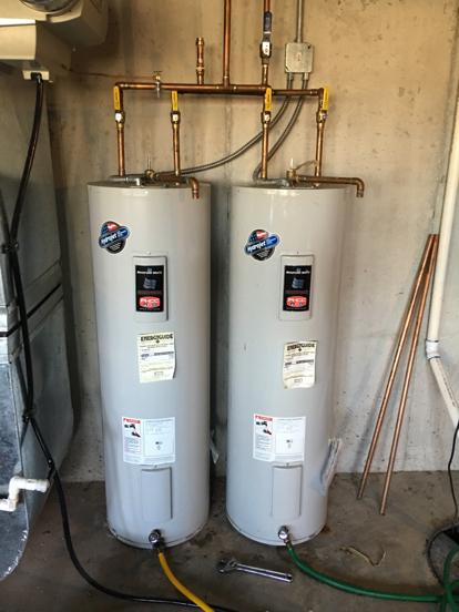 bradford white electric water heater