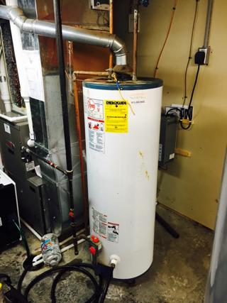 Rheem 41v50 Water Heater Database