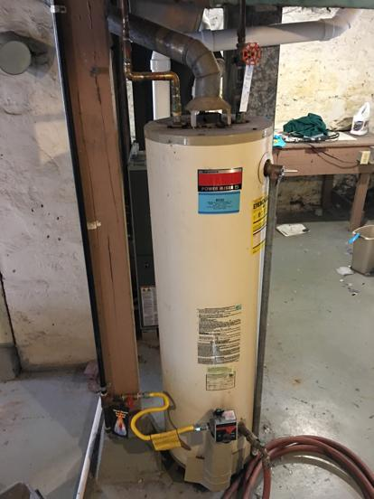 kenmore water heater