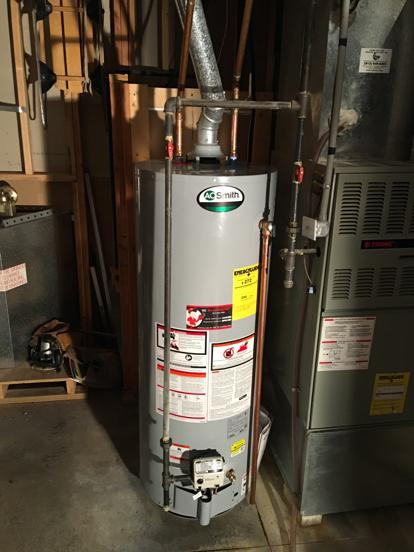 overland park water heaters