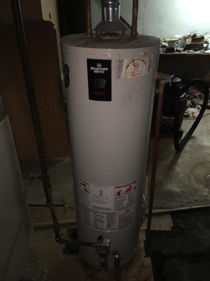 Shawnee KS 66216 water heater
