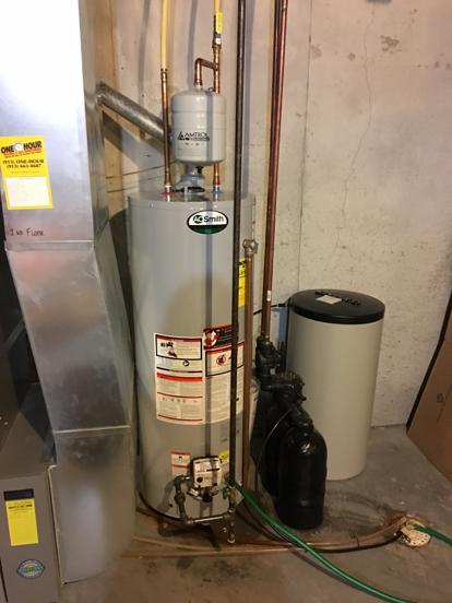 installed by licensed plumber