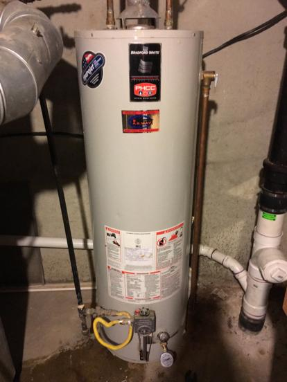 water heater installation 66212
