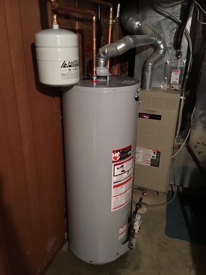 Water Heater 64155