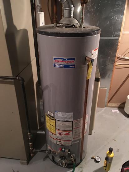 Olathe water heater 66062