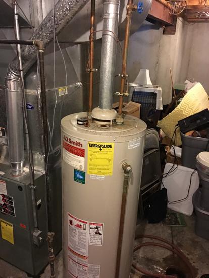 olathe hot water heater