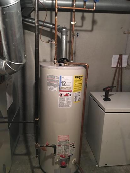 Rheem Water Heater Average Tank Life Of Replacement Tank