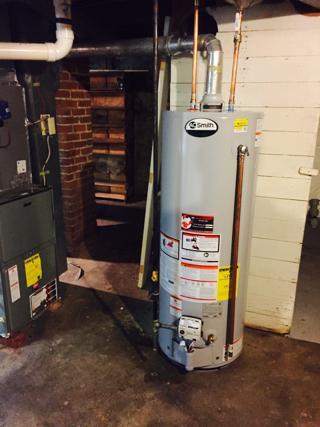 Rheem 21v40 38 Water Heater Database