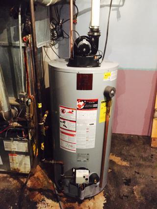 Bradford White Water Heaters >> Lenexa, KS | Water Heaters : Installed by a Master Plumber