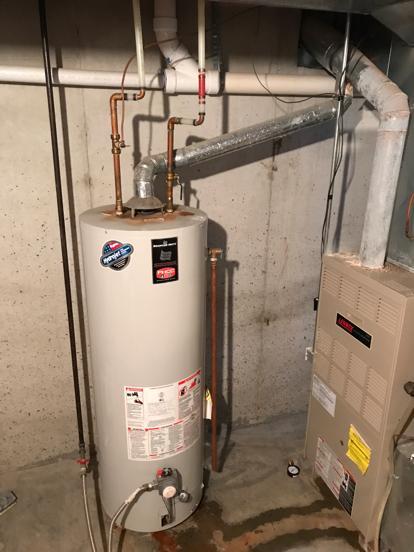 Average Life Of Bradford White Water Heater Replacemenet